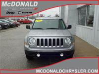 Options:  2017 Jeep Patriot Sport 4X4|Miles: