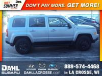 Recent Arrival! 2017 Jeep Patriot Sport CARFAX