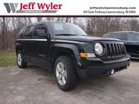 CARFAX One-Owner. Clean CARFAX. Gray 2017 Jeep Patriot