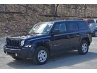 4 Wheel Drive Patriot Sport, price includes warranty! A