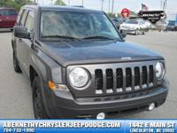 Options:  2017 Jeep Patriot Sport Fwd|New Price!