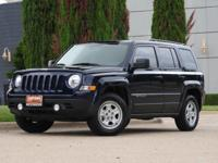 We are excited to offer this 2017 Jeep Patriot. When