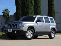 This outstanding example of a 2017 Jeep Patriot Sport