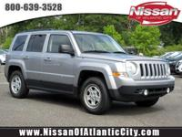 Come see this 2017 Jeep Patriot Sport. Its Variable