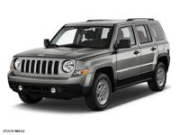 This 2017 Jeep Patriot Sport boasts features like