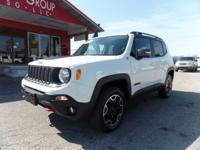 Options:  2017 Jeep Renegade Dare To Get Out And Push