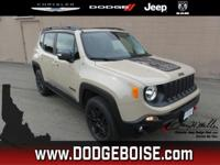 Delivers 29 Highway MPG and 21 City MPG! This Jeep