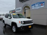 New Price! This 2017 Jeep Renegade Latitude 4X4
