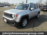 CARFAX One-Owner. Clean CARFAX. Certified. 2017 Jeep