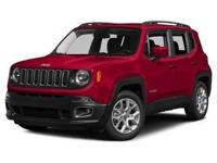 This Jeep won't be on the lot long! Comprehensive style