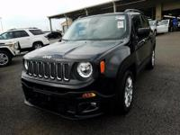 We are excited to offer this 2017 Jeep Renegade. Your