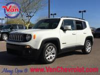 Recent Arrival! Clean CARFAX. 2017 Jeep Renegade