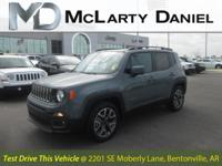 This 2017 Jeep Renegade Latitude is proudly offered by