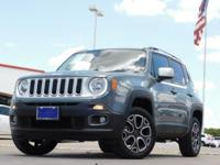 2017 Jeep Renegade Anvil 9-Speed 948TE Automatic