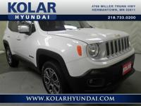 2017 Jeep Renegade Limited  Renegade Limited, 2.4L I4