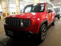 We are excited to offer this 2017 Jeep Renegade. Do so