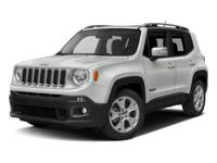 This used 2017 Jeep Renegade in Forest City, PA allows