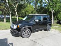 This 2017 Jeep Renegade 4dr Limited FWD features a 2.4L