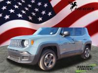 Anvil 2017 Jeep Renegade Sport 4WD 9-Speed 948TE