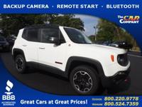 Used 2017 Jeep Renegade,  DESIRABLE FEATURES:    REMOTE