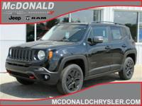 Options:  2017 Jeep Renegade Trailhawk 4X4|Miles: