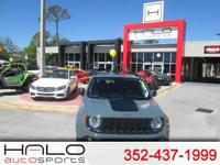 2017 JEEP RENEGADE TRAILHAWK - SPECIAL COLOR ** HALO