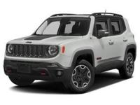 Looking for a clean, well-cared for 2017 Jeep Renegade?