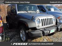 2017 Jeep Wrangler 3.6L V6 24V VVT Sport Reviews: * All