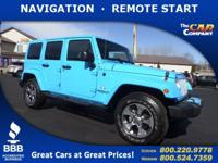 Used 2017 Jeep Wrangler Unlimited, *DESIRABLE