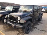 This Jeep won't be on the lot long! It just arrived on