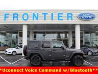 New Price! CARFAX One-Owner. Wrangler Unlimited Sport,