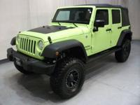 ONLY 12,000 MILES---REMAINING FACTORY WARRANTY---LIFT