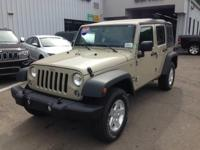 This Jeep won't be on the lot long! Stylish and