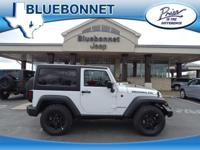 Options:  Bright White Clearcoat|Black 3-Piece Hard Top
