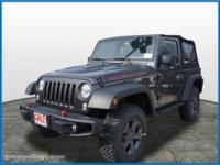 2017 Jeep Wrangler Rubicon ABS brakes, Alloy wheels,