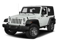 Look at this 2017 Jeep Wrangler Rubicon. Its Automatic