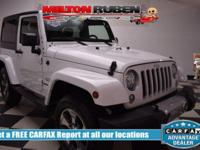 Options:  2017 Jeep Wrangler Sahara|Miles: 31172Color: