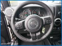 2017 Jeep Wrangler Sahara ABS brakes, Compass,