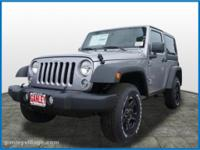 2017 Jeep Wrangler Sport  Options:  16 Inch Wheels|17