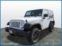 2017 Jeep Wrangler Sport  Options:  16 Inch