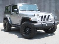 Just in! Great value in a Wrangler. Lifted with Fuel 17