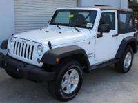 4 Wheel Drive!!! This wonderful 2017 Jeep Wrangler