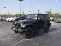 Options:  2017 Jeep Wrangler Sport|Black|Willys Wheeler