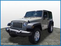 2017 Jeep Wrangler Sport  Options:  16 Inch Wheels|17