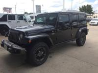 We are excited to offer this 2017 Jeep Wrangler