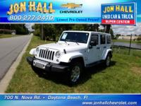 Recent Arrival! Bright White Clearcoat 2017 Jeep