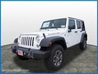 2017 Jeep Wrangler Unlimited Rubicon  Options:  4-Wheel
