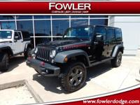 Are you READY for a Jeep?! At Fowler Dodge, YOU'RE #1!