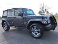 Recent Arrival! 2017 Jeep Wrangler Unlimited Sahara