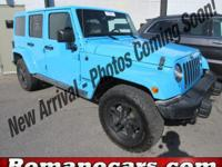 What a great deal on this 2017 Jeep! This is a superb